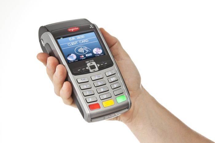 Terminal Płatniczy GPRS przenośny liniowy • Terminal Płatniczy Przenośny GPRS • Umowa PaySqare: Liniowa