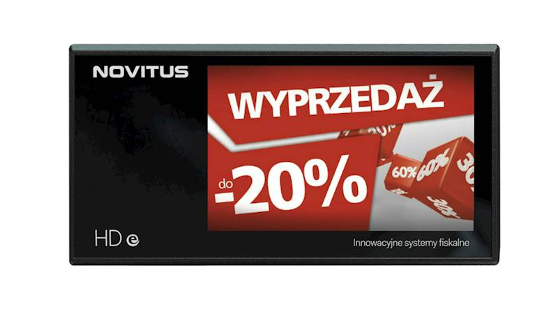 NOVITUS HD E
