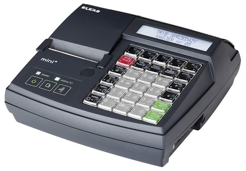 ELZAB Mini E z klawiaturą modułową