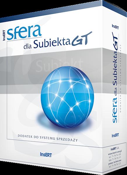 INSERT GT Subiekt + Sfera