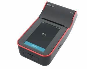 ELZAB D10 czarno-czerwona