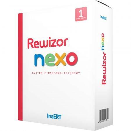 INSERT NEXO Rewizor 3 stanowiska
