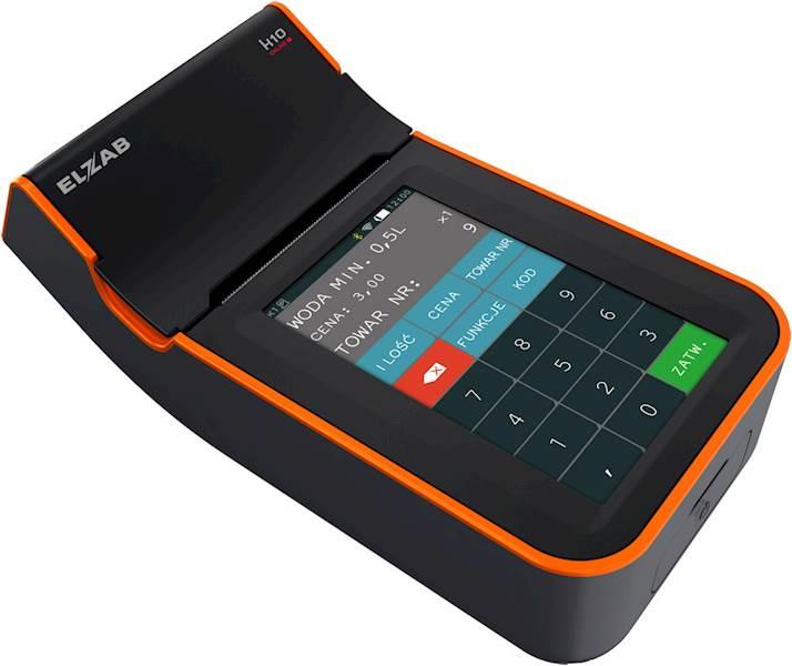 ELZAB K10 czarno-pomarańczowa Online BT/WiFi
