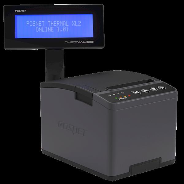 """POSNET Thermal XL2 2"""" Standard Online WiFi"""