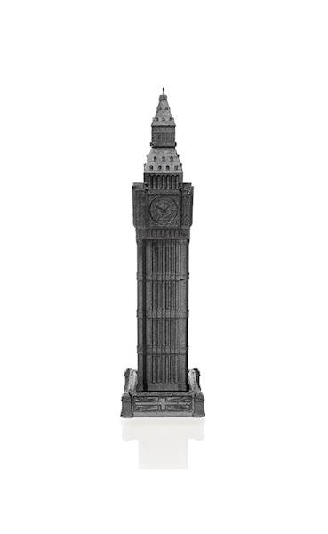 Świeca Candle Big Ben Steel