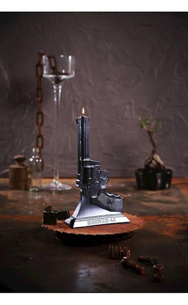 Świeca Candle Magnum Steel