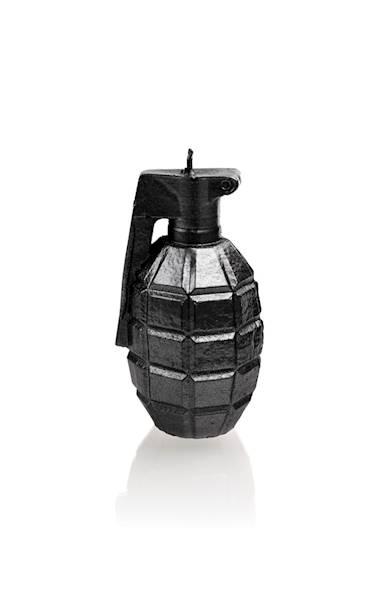 Świeca Candle Grenade Steel