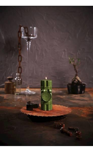 Świeca Candle Dynamite Olive