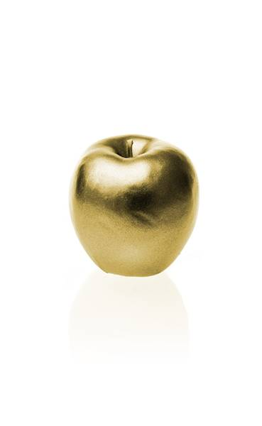 Świeca Candle Apple Classic Gold