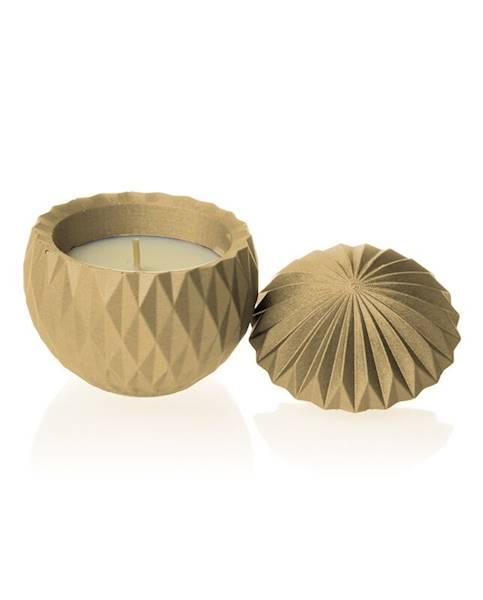 Świeca Candle Concrete Bauble Latte G