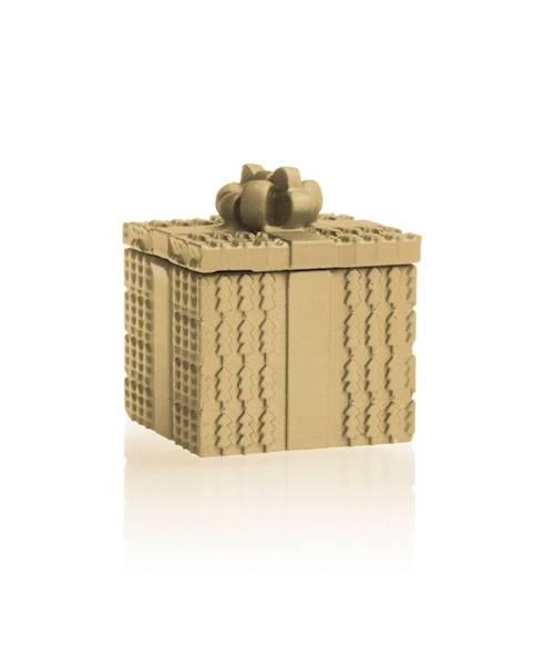 Świeca Candle Concrete Gift Latte V