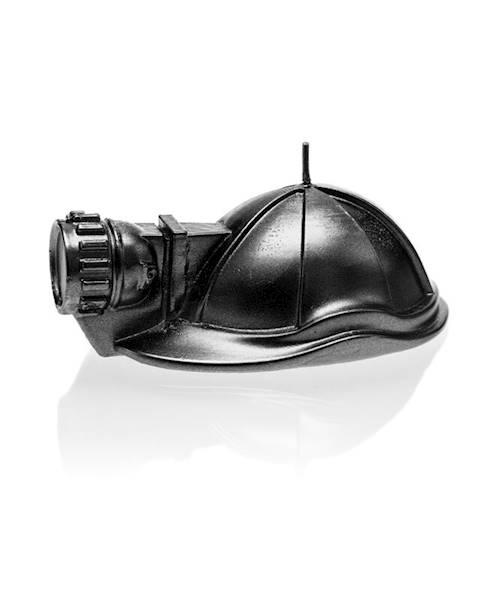 Świeca Candle Mining Helmet Steel