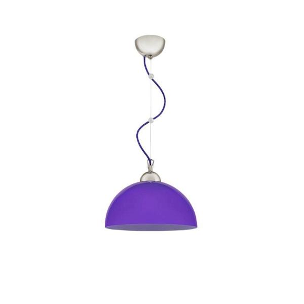 Lampa wisząca Ebbe Z1 fiolet