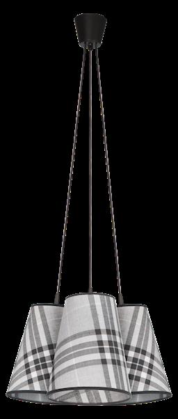 Lampa wisząca Ksenia 3Z