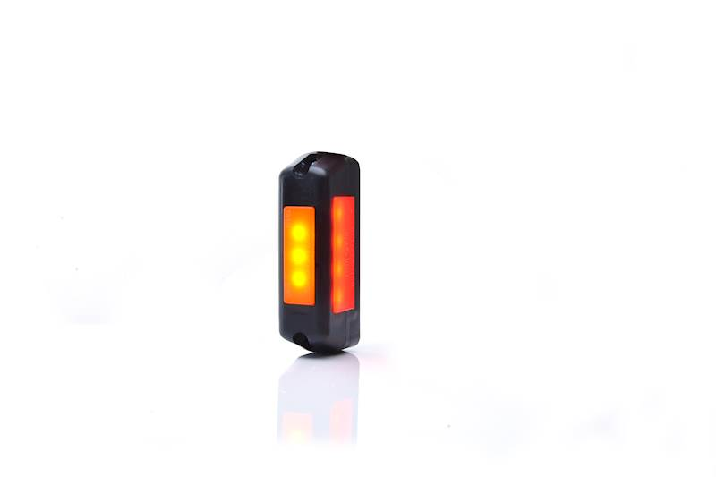 1080/I  W140 lam.obr.neon p/t/b prostokąt