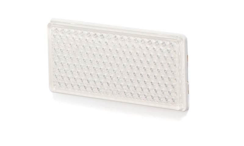 49p    ODBL.105x48 biały samoprzylepny
