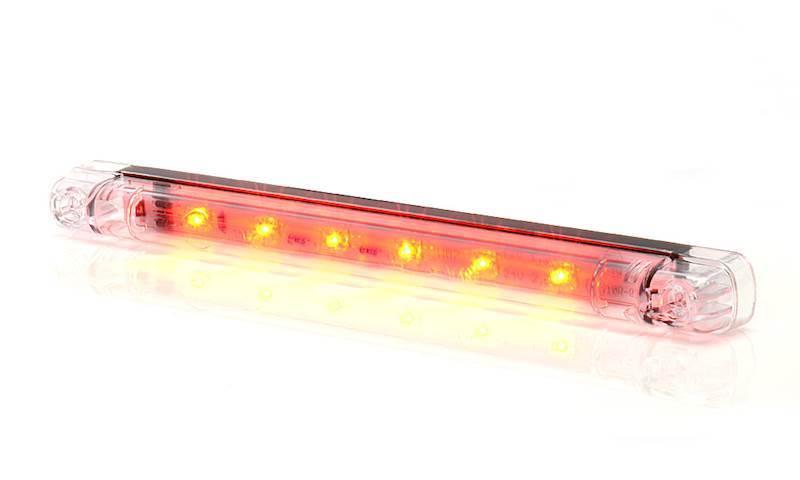 681    W87 lamp.stop klosz bezbarw.długa
