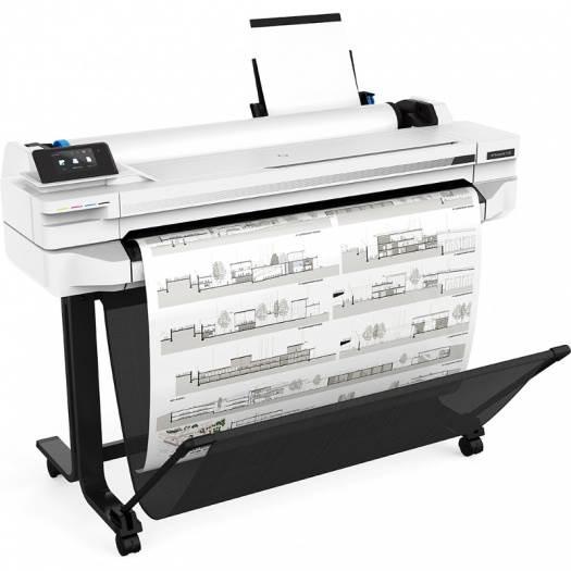 """HP DesignJet T530 36""""  ploter A0 5ZY62A +  GRATIS"""