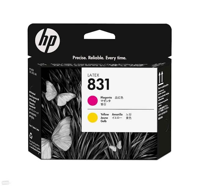 HP 831 głowica drukująca Latex CZ678A magenta/yell