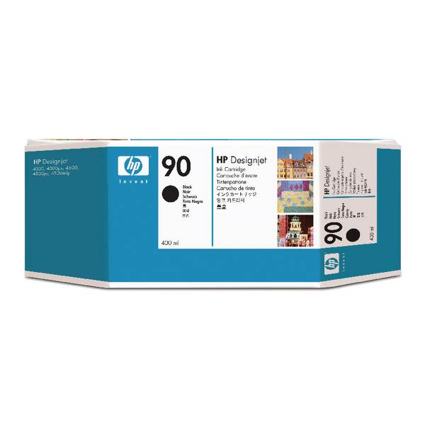 Atrament HP 90 C5058A Black 400ml