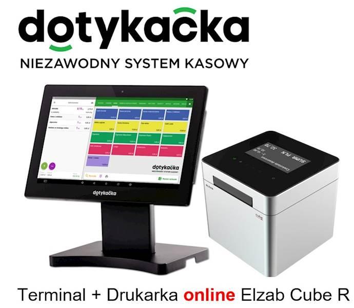 Dotykačka ŁATWO - zestaw gotowy do pracy