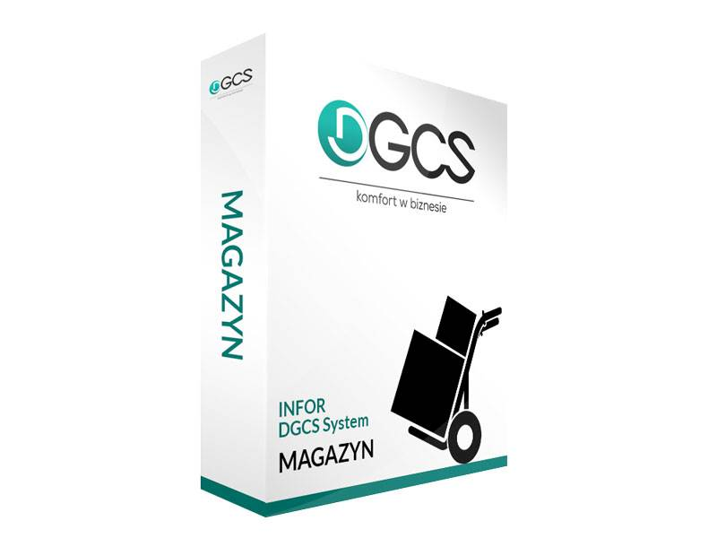 PROGRAM DGCS SYSTEM - MAGAZYN