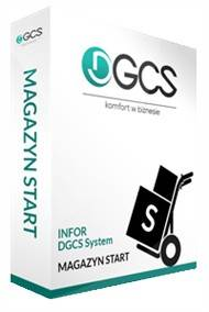 PROGRAM DGCS SYSTEM - MAGAZYN START