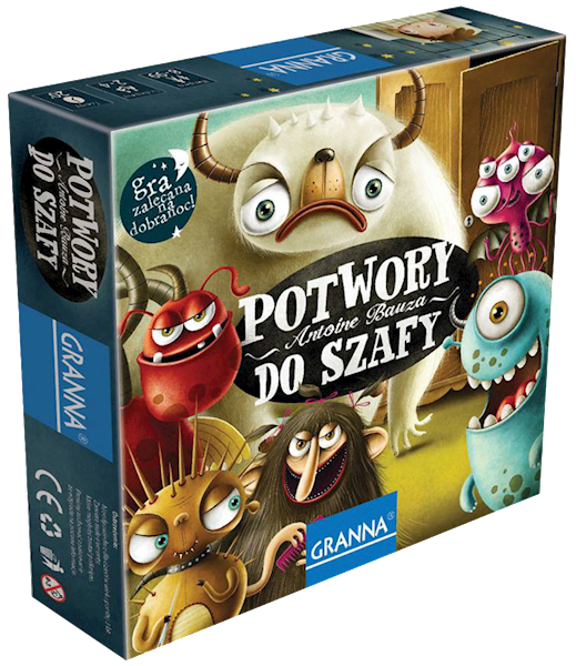 Potwory do szafy