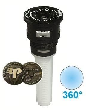 Dysza Precision 15F- 360 stopni