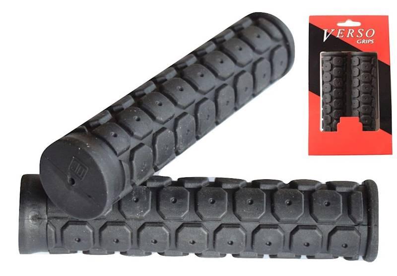 Chwyty kierownicy CUBE SOFT czarny 125mm