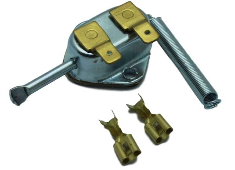 Automat stopu WSK  ze sprężynką