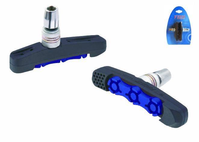 Klocki hamulca X-Treem DualStop Blue 72mm