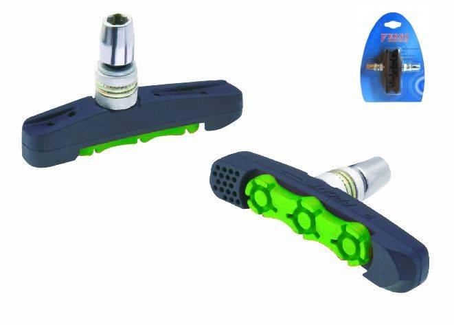 Klocki hamulca X-Treem DualStop Green 72mm