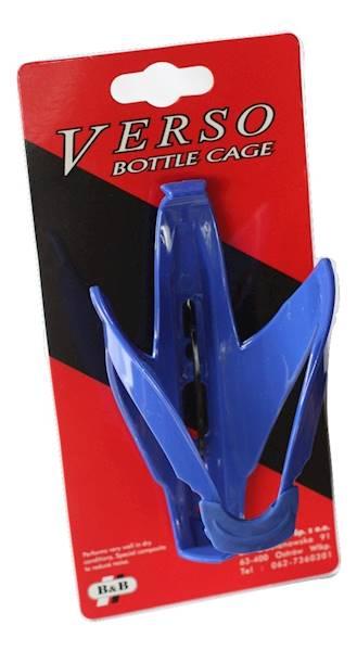 Koszyk bidonu Custom Race Blue VERSO