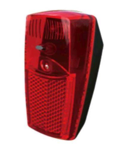 Lampka tył błotnik 1-led z bateriami IPX3