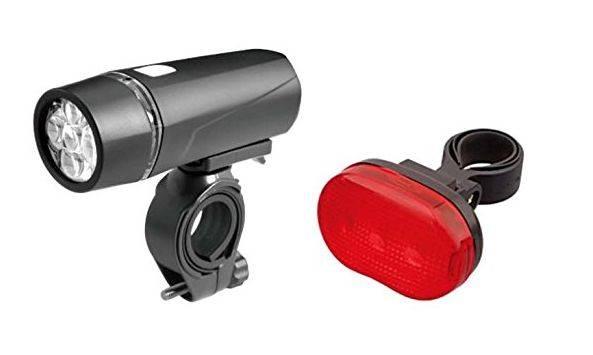 Lampki kpl. przód cygaro 5led+tył smart design
