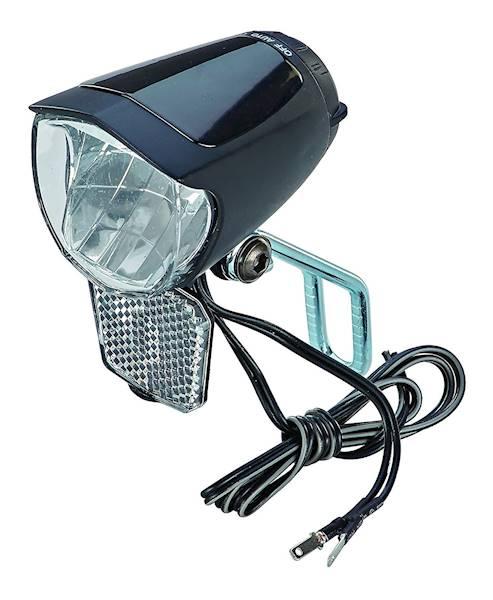 Lampka przód widelec 70 LUX pradnica E-BIKE