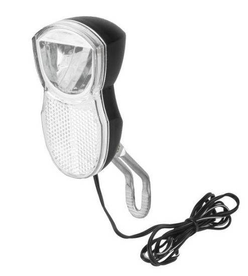 Lampka przód widelec CREE 15 Lux on/off potrzymani