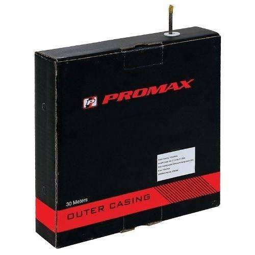 Pancerz halmulca Promax - 30 mb.box czarny