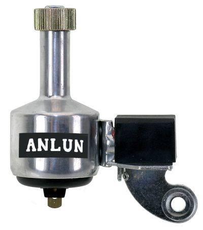 Prądnica lewa aluminiowa
