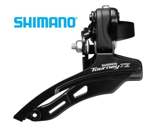 Przerzutka Shimano przód Tourney TZ500 Down 28.6mm