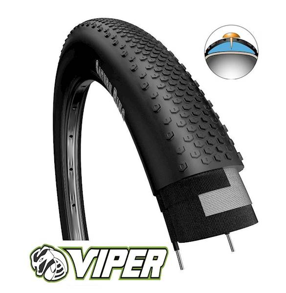 Opona 700x35c VIPER G-ONE SATURN RING 3mm GRAVEL