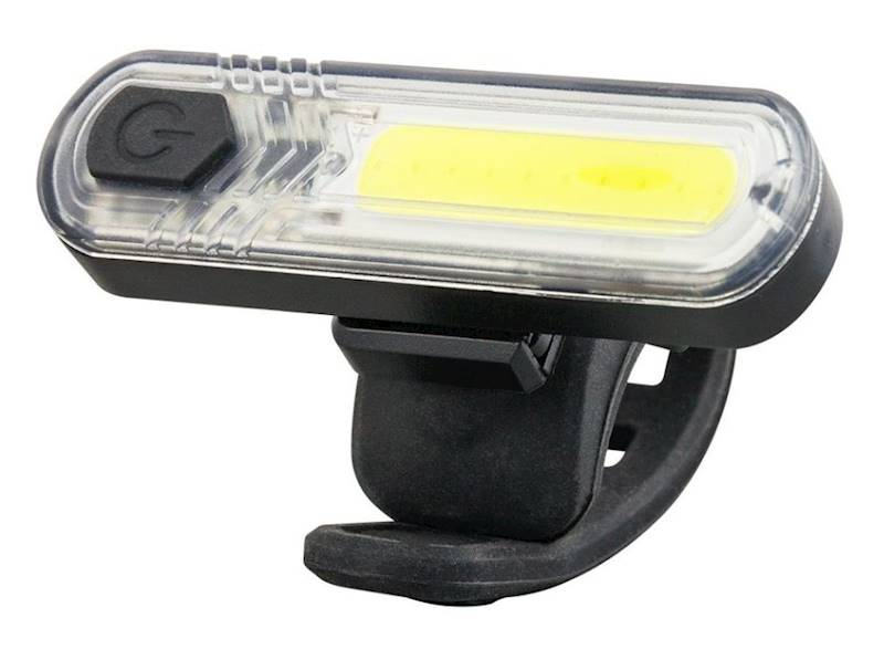 Lampka przód COB USB IPX4 / 60 Lumen