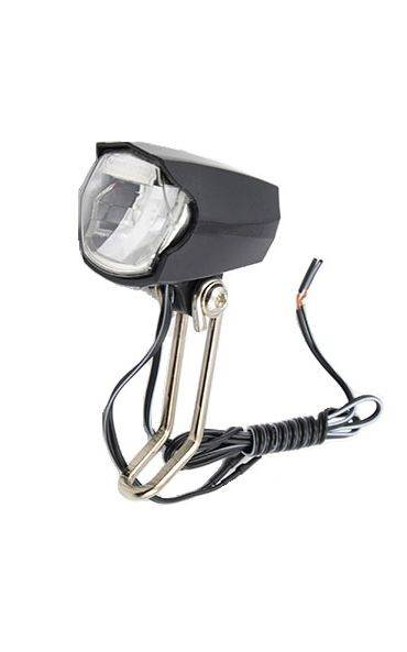 Lampka przód widelec 30 LUX sensor on/off podtrzy