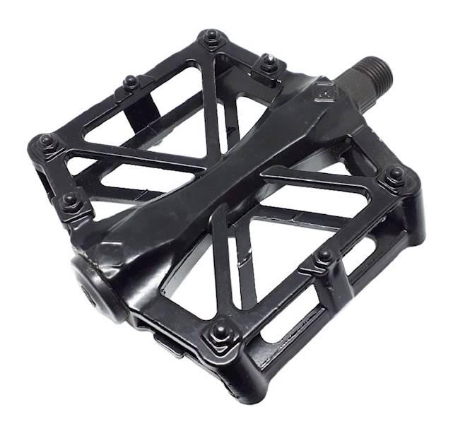Pedały BMX DH X-TREAME aluminiowe CZARNE