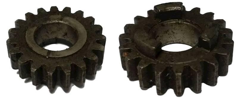 Koło skrzyni biegów Jawa CZ 350 zębów Z19 ORYGINAŁ
