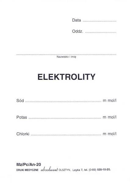 AN-7 Elektrolity A6a/bl.100k