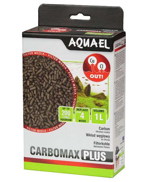 AQUAEL CARBOMAX PLUS 1L