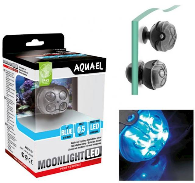AQUAEL MOONLIGHT LED