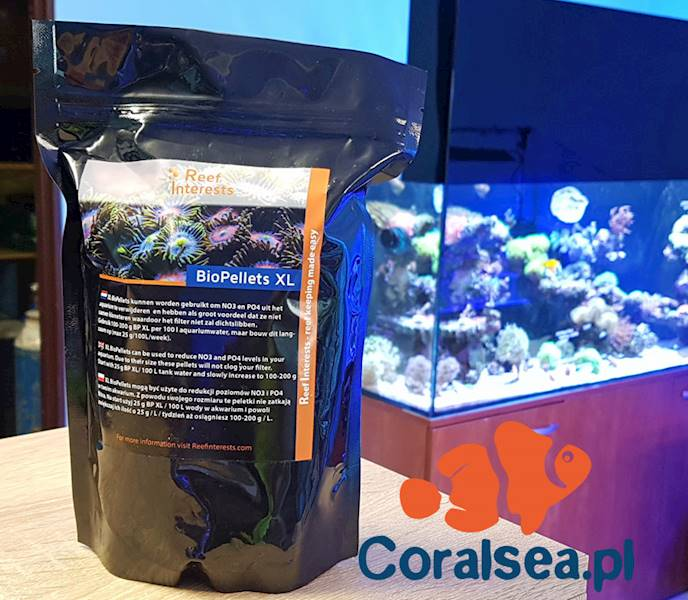 Reef Interests All in biopellets XL 500 ml